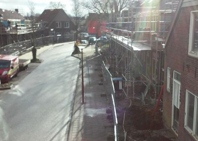 Onderhoud aan 34 woningen in Heerenveen