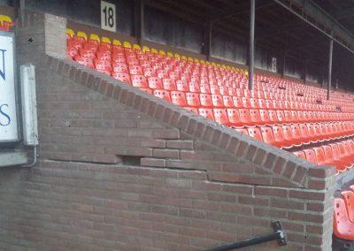 Project Cambuur stadion in Leeuwaren