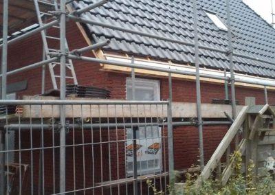 Nieuwbouw woning in Leek