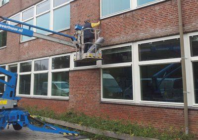Herstel van een School in Zwolle