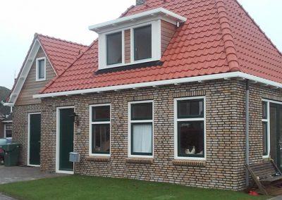 Nieuwbouw woning in Tersoal