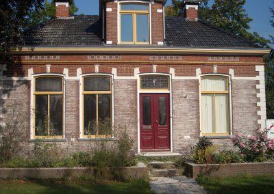 Total Wall Concept, Woning in Buitenpost